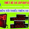 ban led dien tu 100x100 - Bảng hiển thị tỉ giá ngoại tệ