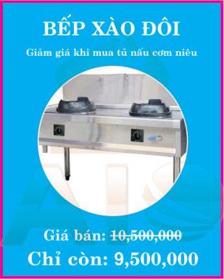 bep xao doi 321x400 - Bếp nấu cơm niêu