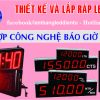 chuyen lam led dien tu 100x100 - Bảng hiển thị tỉ giá ngoại tệ