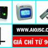chuyen may cham cong 100x100 - Máy chấm công Ronald jack 9900C