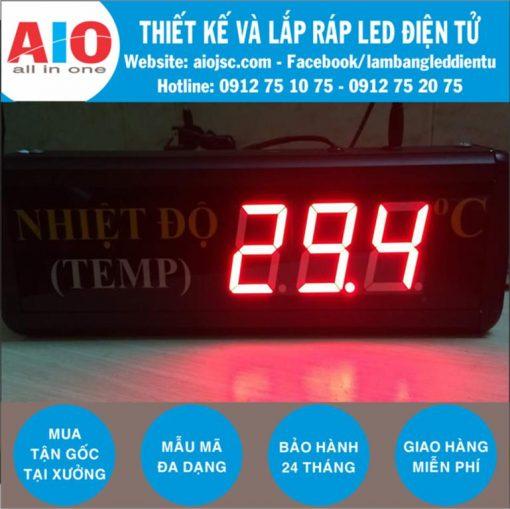thiet ke dong ho led aiojsc.com  1 510x509 - Đồng hồ led điện tử
