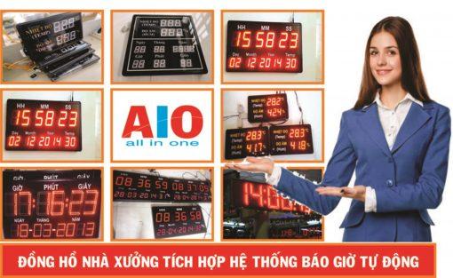 thiet ke dong ho led dien tu 510x313 - Đồng hồ nhà xưởng giá rẻ
