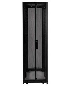 14 sr2400atu rack mang 247x296 - 42U SmartRack - Dòng tủ rack tiêu chuẩn độ sâu tiêu chuẩn, 2400-lb. Công suất với cửa & tấm bên