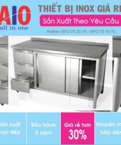 16 quay bar inox 247x296 - Tủ đựng thiết bị inox