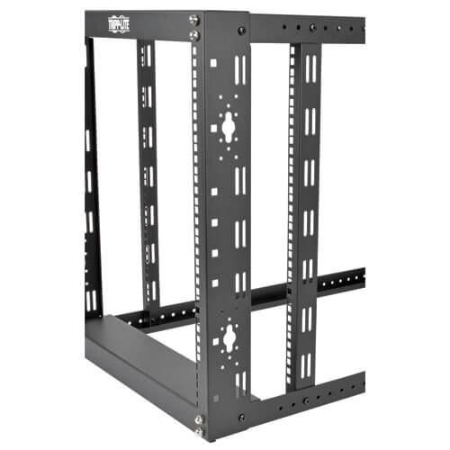 1 chi tiết khung rack 12u - Khung Rack 12u