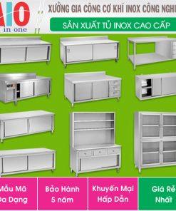 4 247x296 - Bán tủ inox giá rẻ