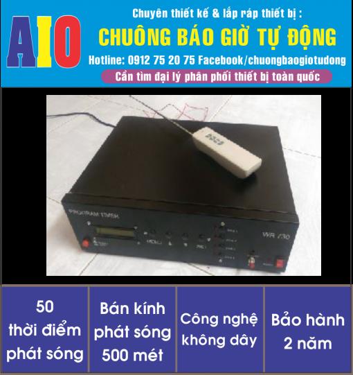 chuong bao gio 2 510x541 - Thiết bị hẹn giờ - báo giờ tự động
