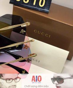 chuyên bán mắt kính gucci chính hãng 247x296 - Mắt kính thời trang cao cấp nữ Gucci 0310