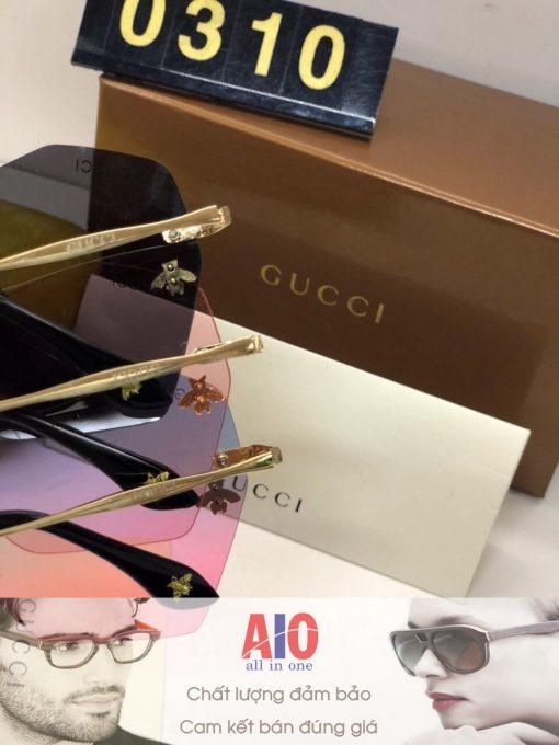 chuyên bán mắt kính gucci chính hãng 510x680 - Mắt kính thời trang cao cấp nữ Gucci 0310