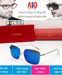 mắt kính cartier giá rẻ 247x296 - Mắt kính thời trang cao cấp Cartier 80511