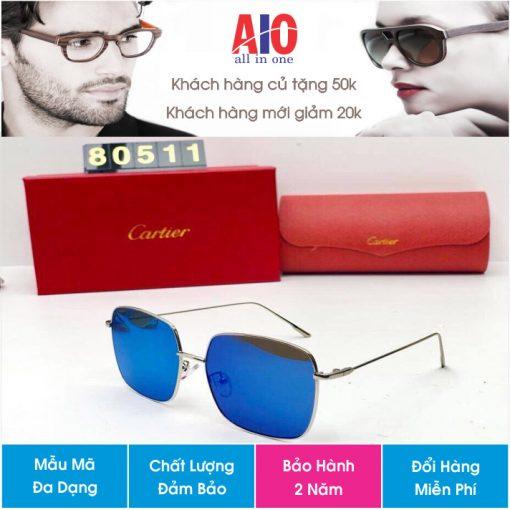 mắt kính cartier giá rẻ 510x510 - Mắt kính thời trang cao cấp Cartier 80511