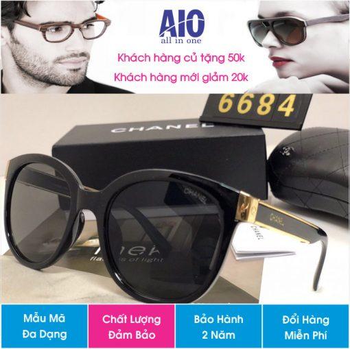 mắt kính channel 6684 b 510x509 - Mắt kính thời trang cao cấp nữ Channel 6684