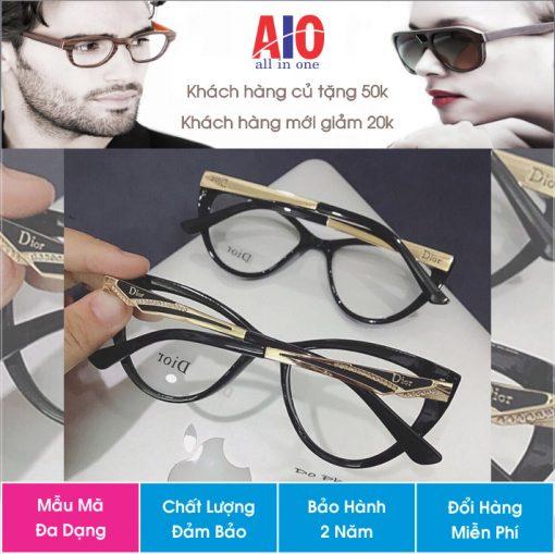 mắt kính giá sỉ dior 905 510x509 - Mắt kính thời trang cao cấp dành cho nữ Dior 905