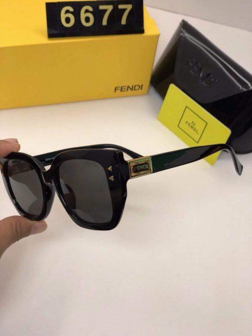 mat kinh thoi trang fendi 510x680 - Mắt kính thời trang nam cao cấp Fendi 6677