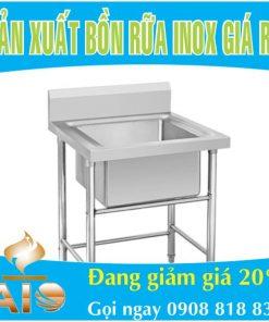 san xuat chau rua inox gia re 247x296 - Chậu rửa inox công nghiệp giá rẻ