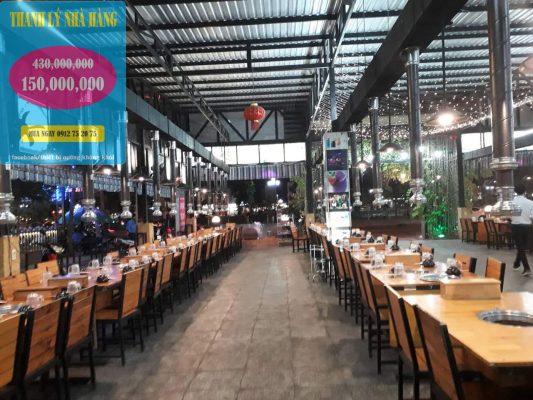 thanh ly nha hang nuong khong khoi 533x400 - Thanh lý nhà hàng nướng không khói với giá cực shock