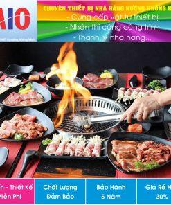 thiết kế nhà hàng nướng không khói 247x296 - Cung cấp lắp đặt thiết bị nhà hàng nướng không khói giá rẻ