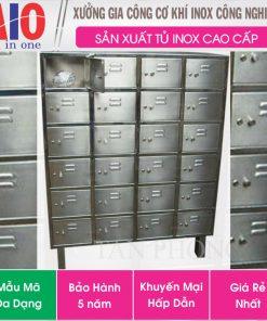 tu dung do 247x296 - Tủ gửi đồ inox