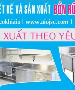 xuong lam bon rua inox cong nghiep 247x296 - Chậu rửa inox công nghiệp giá rẻ