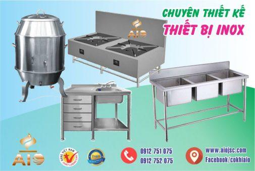 thiet bi inox 505x339 - Bếp á 3 họng công nghiệp