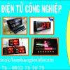 dong ho led 100x100 - Lắp ráp và thiết kế đồng hồ led giá rẻ