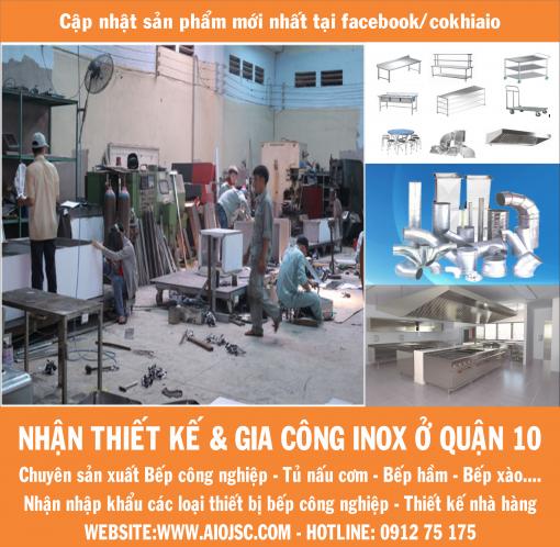 xuong lam inox quan 10 510x498 - kinh doanh thiết bị inox quận 10