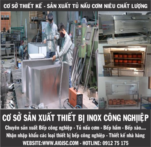 xuong san xuat tu nau com nieu 510x498 - Tủ nấu cơm niêu