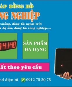 dong ho cong nghiep aiojsc.com  247x296 - Thiết kế đồng hồ led điện tử