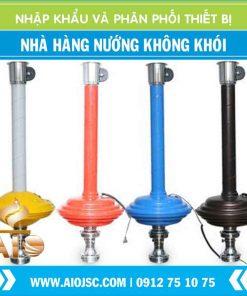 ban ong hut khoi gia re 247x296 - Chuyên bán thiết bị dùng trong nhà hàng nướng không khói