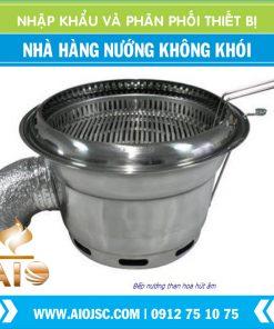bep am ban gia re 247x296 - Bếp nướng không khói bbq