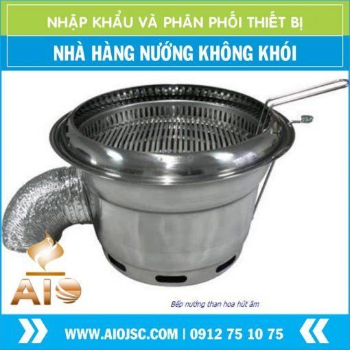 bep am ban gia re 510x510 - Bếp nướng không khói bbq