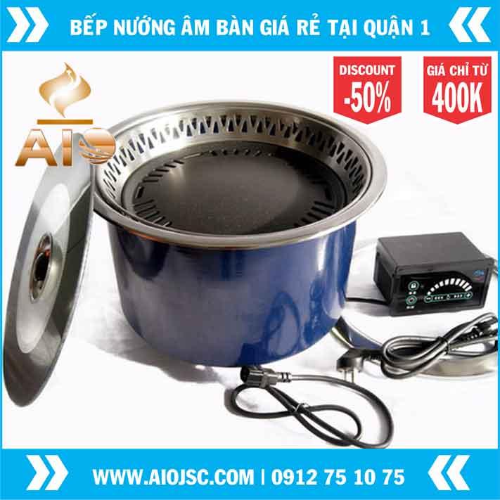 bep nuong khong khoi am ban dien quan 1 aiojsc.com  - Thiết kế nhà hàng nướng không khói giá rẻ tại quận 1
