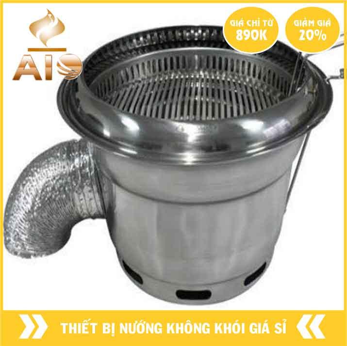 bep nuong khong khoi nhat ban - Bếp nướng không khói giá rẻ