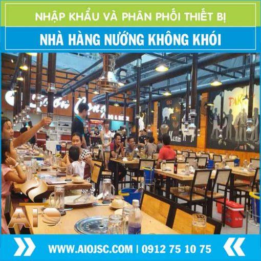 chuyen setup nha hang nuong khong khoi han quoc 510x510 - Nhà Hàng Nướng Không Khói Hàn Quốc