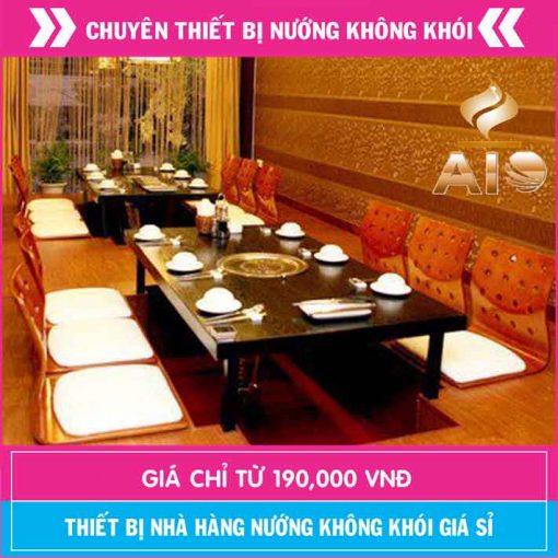 lap dat nha hang khong khoi nhat ban 510x510 - Lò Nướng Không Khói Nhật Bản