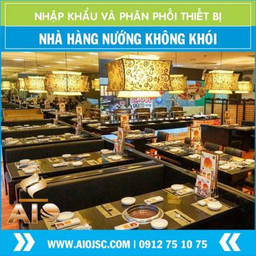 lap dat nha hang nuong khong khoi gia re 510x510 - Nhà Hàng Nướng Không Khói Nhật Bản