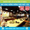 thiet ke nha hang nuong nhat ban 100x100 - Thiết kế nhà hàng nướng không khói giá rẻ tại quận 1