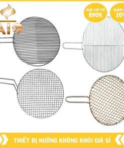 vi nuong inox gia re 247x296 - Thiết kế và lắp đặt nhà hàng nướng không khói