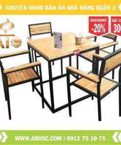 xuong moc quan 2 aiojsc.com  247x296 - Thiết kế nhà hàng nướng không khói tại quận 2
