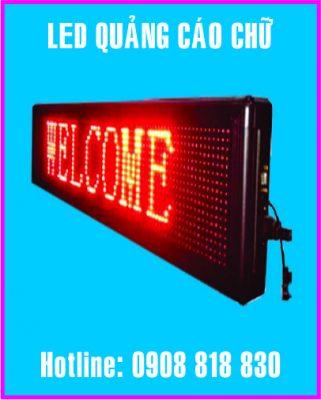 bang chay chu bang led 321x400 - Bảng theo dõi ngoại tệ dùng trong ngân hàng