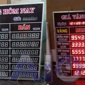 bang hien thi gia vang 280x280 - Làm led điện tử giá rẻ