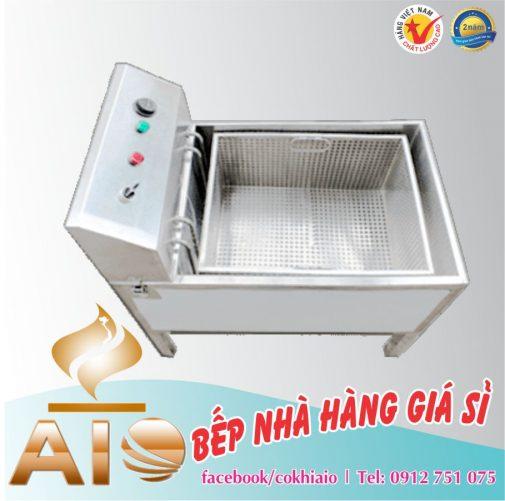 bep chien dien 505x501 - Bếp chiên điện công nghiệp
