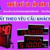 cong ty led dien tu 100x100 - Bảng giá led điện tử