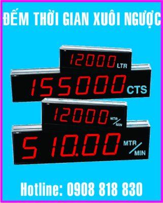 dem thoi gian xuoi nguoc led dien tu 321x400 - Bảng theo dõi ngoại tệ dùng trong ngân hàng