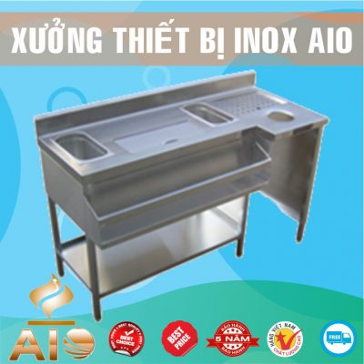lam quay bar inox 1 400x400 - Tủ giường bệnh inox