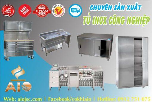 lam tu bep inox 510x343 - Thiết kế tủ inox