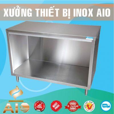lam tu inox gia re 400x400 - Tủ inox nhà bếp
