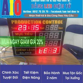 thiết kế bảng led điện tử