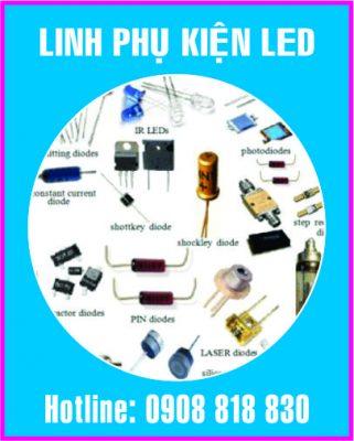 linh kien led dien tu gia re 321x400 - Làm bảng led điện tử giá rẻ
