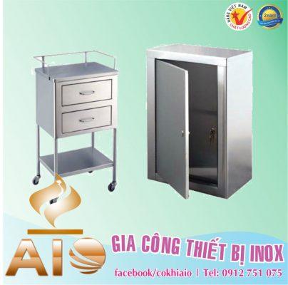 thiet bi y te inox 404x400 - Bếp hầm công nghiệp